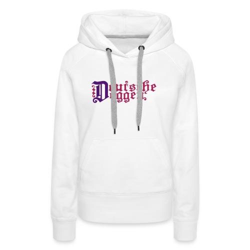 DD - Frauen Premium Hoodie