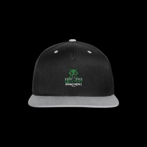 GGF Cap - Kontrast Snapback Cap
