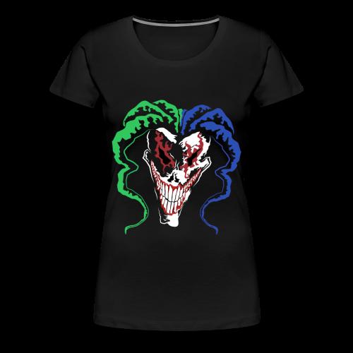 Jester - Female - Frauen Premium T-Shirt