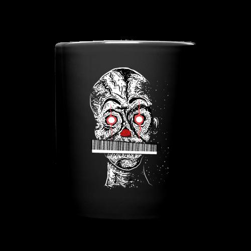 The BarCode Man - Mug - Tasse einfarbig
