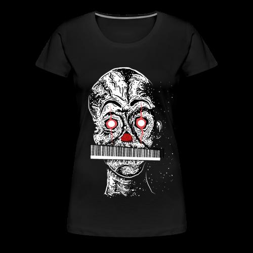 The BarCode Man - Female - Frauen Premium T-Shirt
