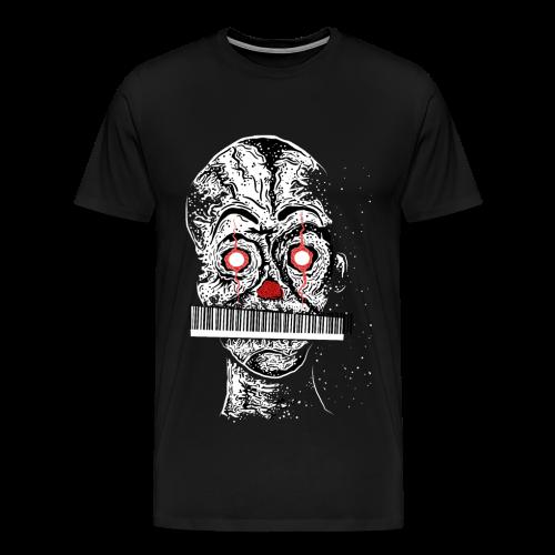 The BarCode Man - Male - Männer Premium T-Shirt