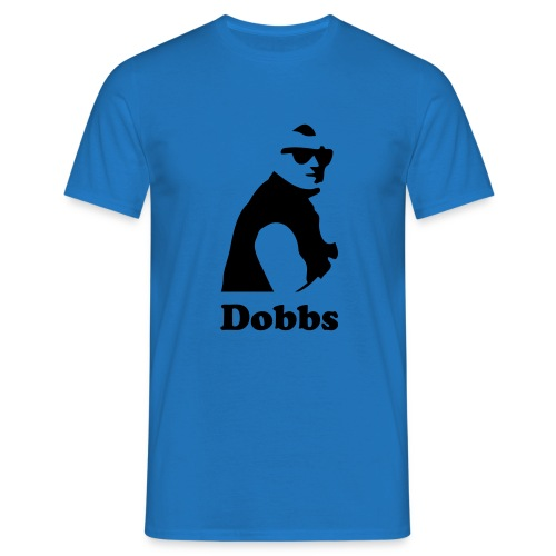 Dai Dobbs Original T-Shirt (Blue) - Men's T-Shirt