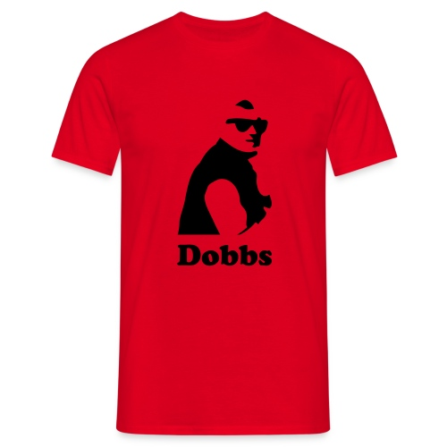 Dai Dobbs Original T-Shirt (Red) - Men's T-Shirt