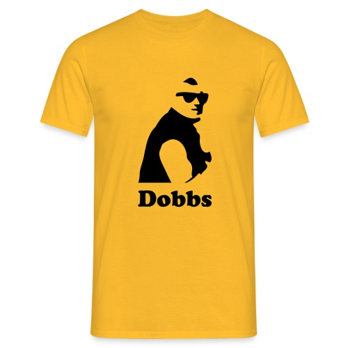 Dai Dobbs Original T-Shirt (Yellow) - Men's T-Shirt