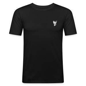WayanoBoss slim fit T-shirt Mannen - slim fit T-shirt