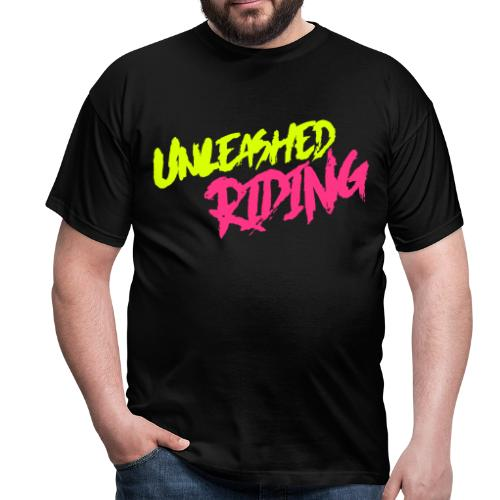 Herren unleashed riding T shirt  - Männer T-Shirt