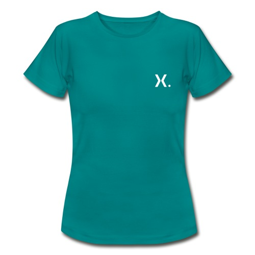 T-Shirt TeamNexperia Damen petrol - Frauen T-Shirt