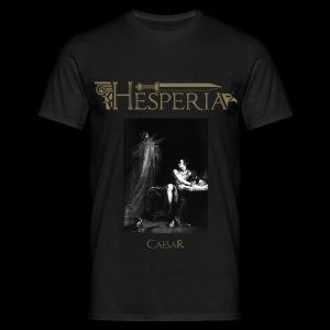 HESPERIA Caesar - The ghost of Caesar T-Shirt - Men's T-Shirt
