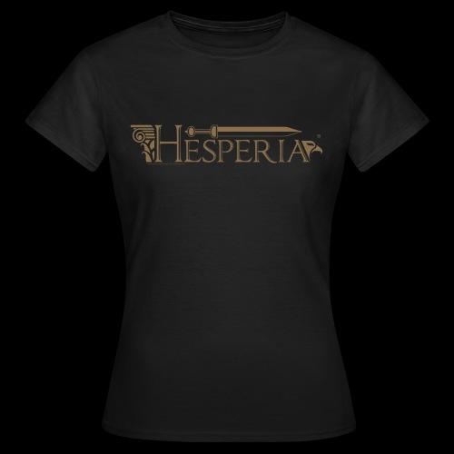 HESPERIA-Logo 2016-Girlie shirt - Women's T-Shirt