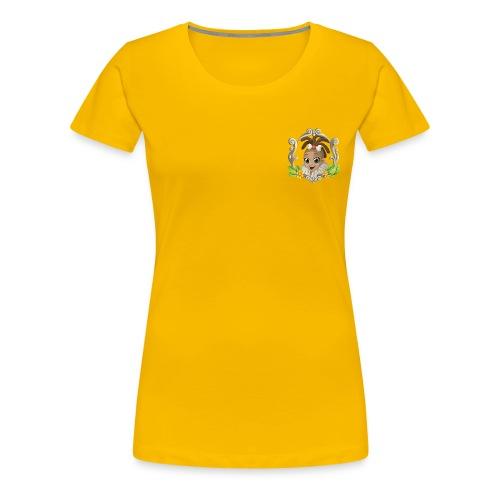 Frauen Premium T-Shirt Schamanin, versch. Farben - Frauen Premium T-Shirt