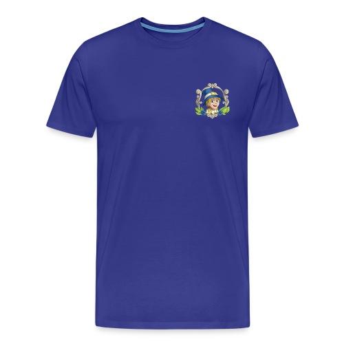 Männer Premium T-Shirt Magier, versch. Farben - Männer Premium T-Shirt