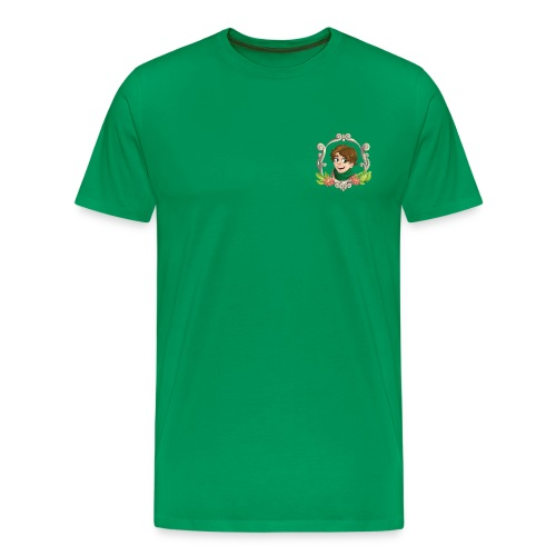 Männer Premium T-Shirt Druide, versch. Farben - Männer Premium T-Shirt