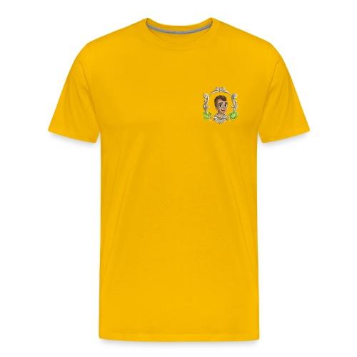 Männer Premium T-Shirt Schamane, versch. Farben - Männer Premium T-Shirt