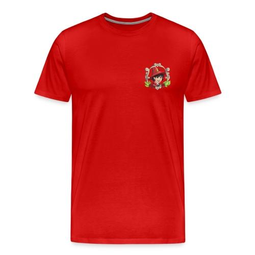 Männer Premium T-Shirt Hexer, versch. Farben - Männer Premium T-Shirt