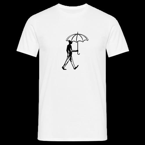 UmbrellaMan T-shirt - Männer T-Shirt