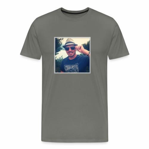 Parce que tu me kiff trop... - T-shirt Premium Homme
