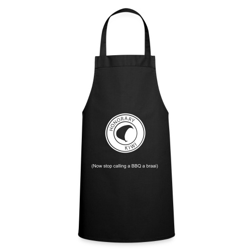 Honorary Kiwi Braai Apron - Cooking Apron