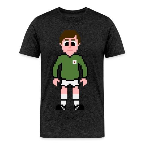 Terry Poole Pixel Art T-shirt - Men's Premium T-Shirt
