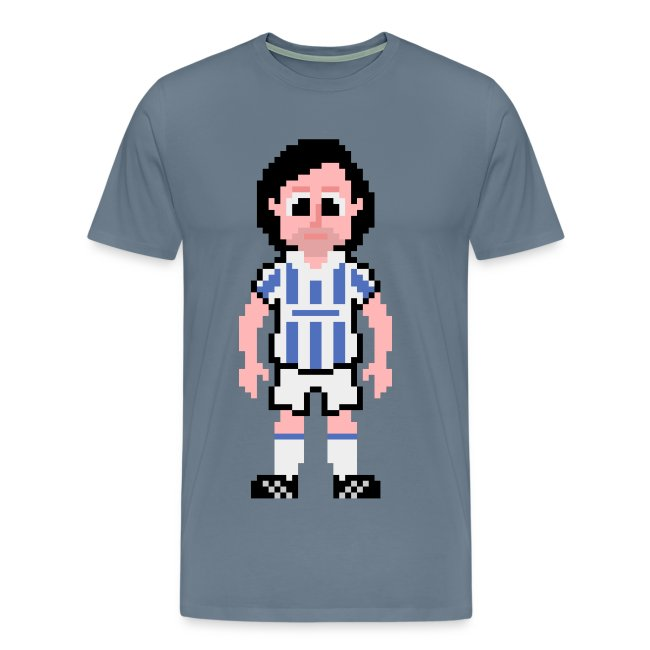 Gary Crosby Pixel Art T-shirt