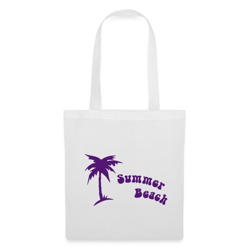 sac summer beach - Tote Bag