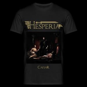 HESPERIA Caesar [Roma vol. I] - Uncensored Cover/Supremazia Romana T-Shirt - Men's T-Shirt