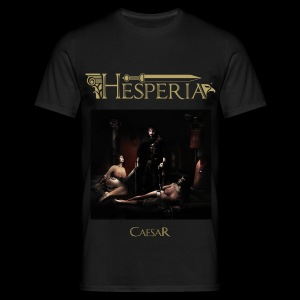 HESPERIA Caesar [Roma vol. I] - Uncensored Cover/Supremazia Romana T-Shirt - Men's T-Shirt