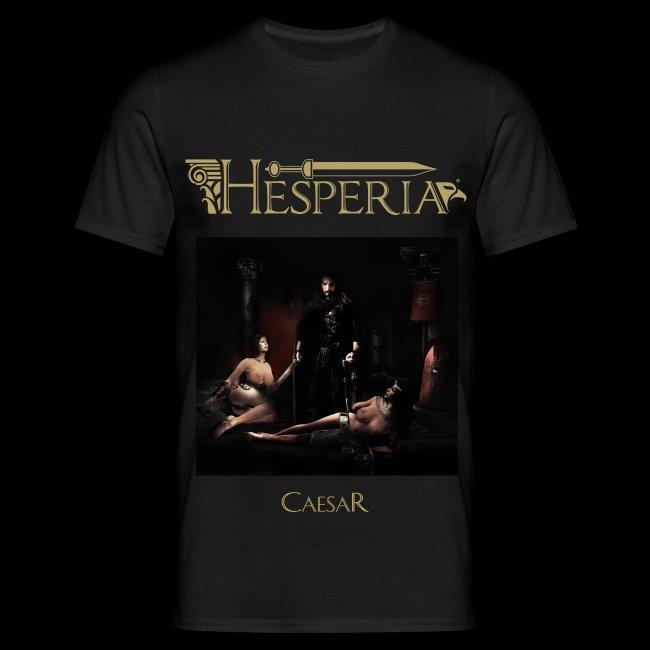 HESPERIA Caesar [Roma vol. I] - Uncensored Cover/Supremazia Romana T-Shirt