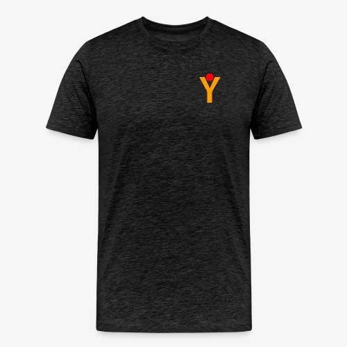 T-Shirt - Grau - Männer Premium T-Shirt