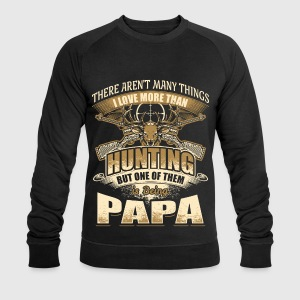 Papa - Hunting - EN Hoodies & Sweatshirts - Men's Sweatshirt by Stanley & Stella