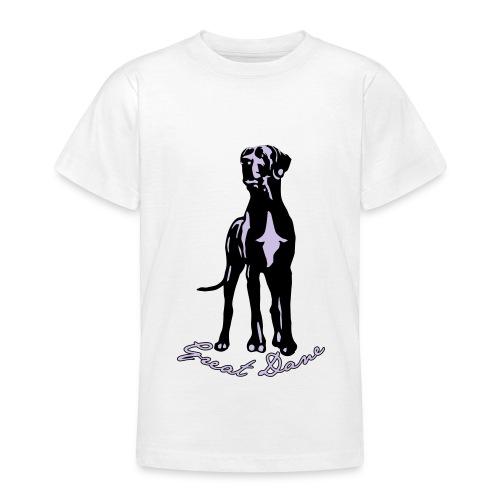 Great Dane - Teenager T-Shirt