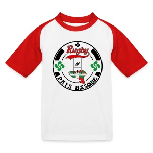 Sport Basque - T-shirt baseball Enfant