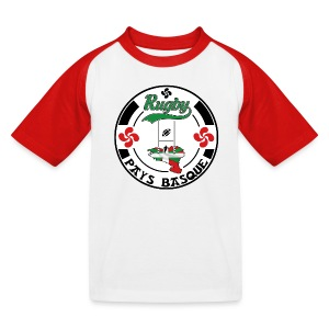 Sport Basque - T-shirt baseball Enfant
