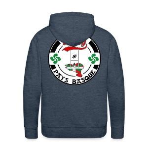 Sport Basque - Sweat-shirt à capuche Premium pour hommes