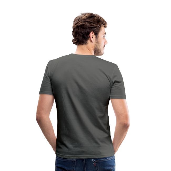 T-shirt moulant Homme Oiseau Cool, Vacances, J'ai la Classe!