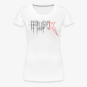 PUNX sketch Tee - Woman - Women's Premium T-Shirt