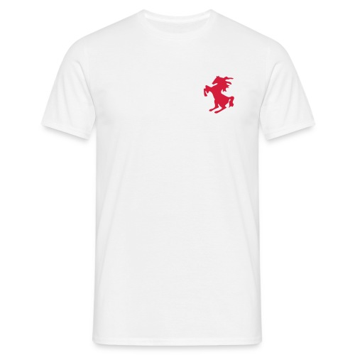 Men's Classic Horse T-Shirt 2009 - Men's T-Shirt