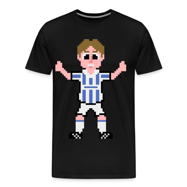 Tom Cowan Pixel Art T-shirt