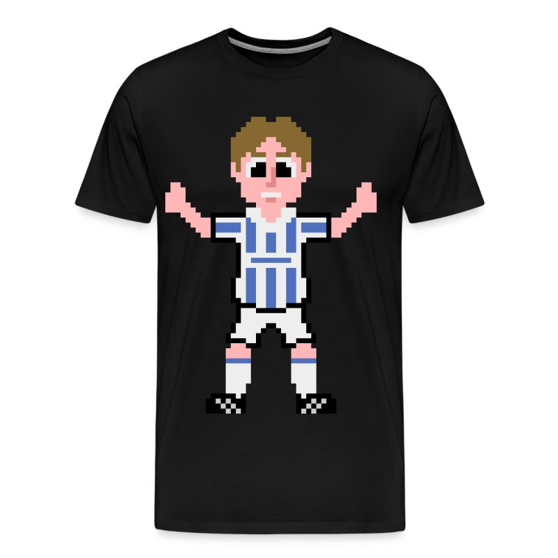 Tom Cowan Pixel Art T-shirt - Men's Premium T-Shirt