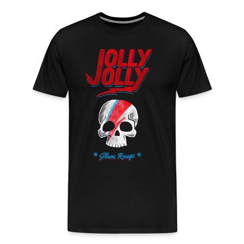 Jolly Rouge - Männer Premium T-Shirt