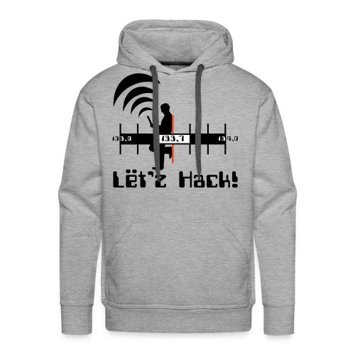 Let'z Hack! Hoody II - Men's Premium Hoodie