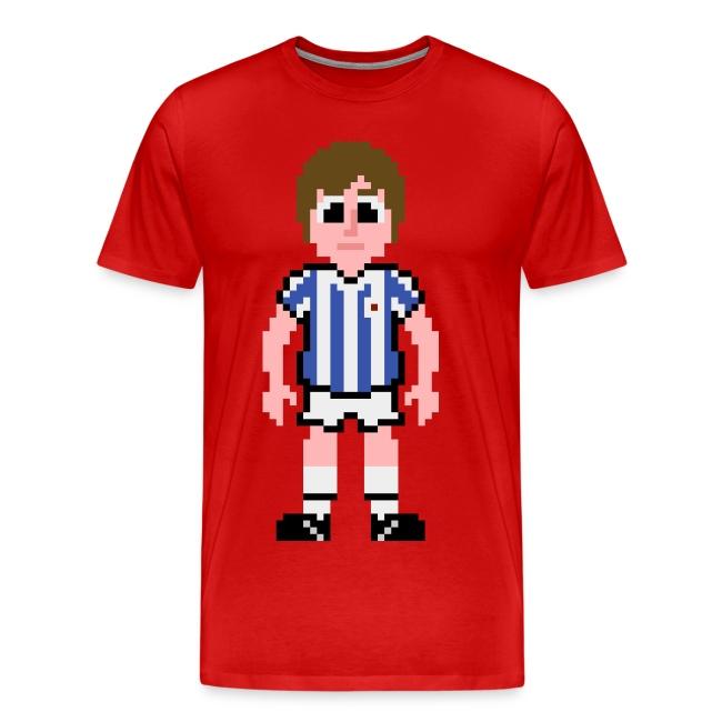 Dick Krzywicki Pixel Art T-shirt