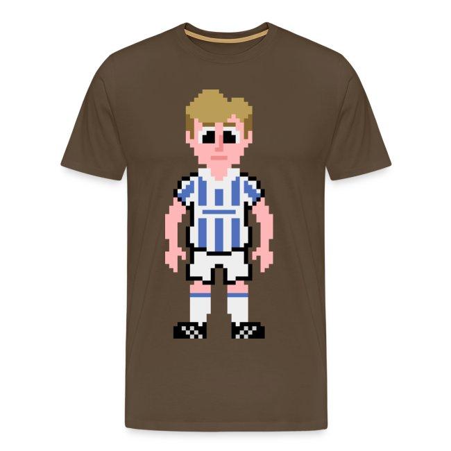 Lee Duxbury Pixel Art T-shirt