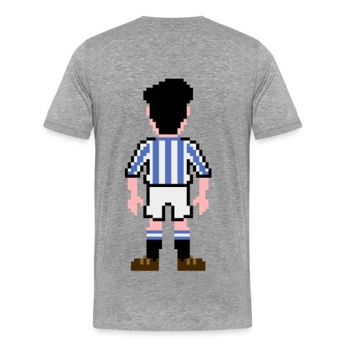 Billy Smith Double Print T-shirt - Men's Premium T-Shirt