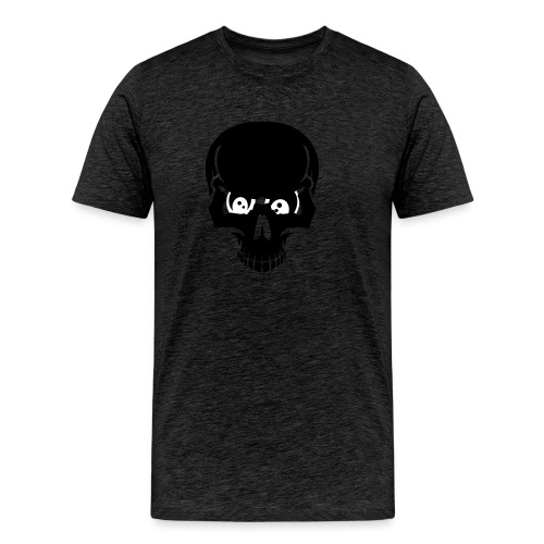 Skull - Camiseta premium hombre