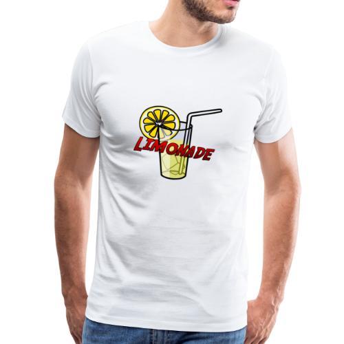 Limonade! T-Shirt Mannen - Mannen Premium T-shirt