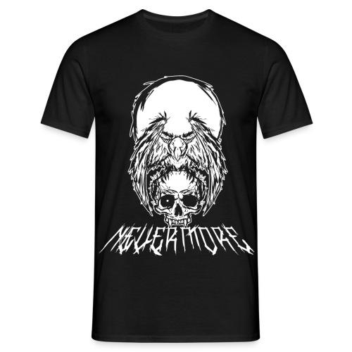 Nevermore - Koszulka męska