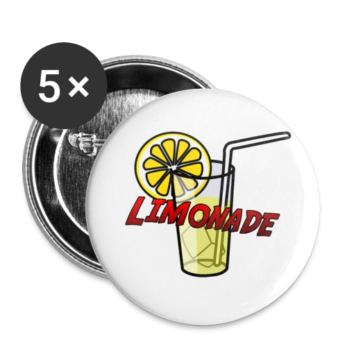Limonade! Buttons - Buttons groot 56 mm