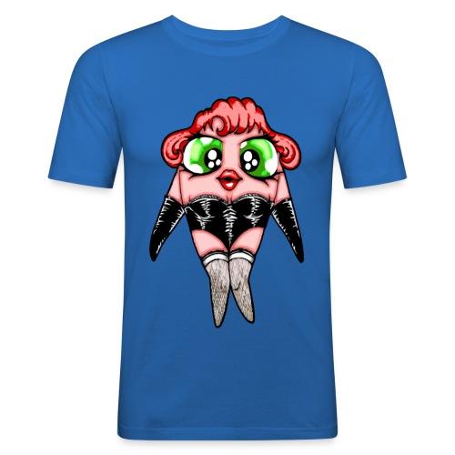 Doudou Tepu - T-shirt près du corps Homme