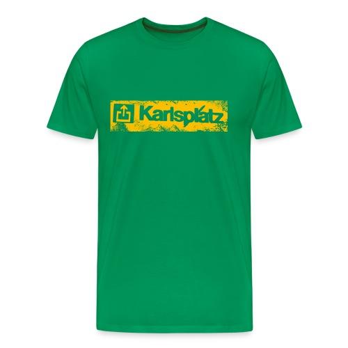 Karlsplatz - Männer Premium T-Shirt